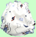 Loveybums Organic Cotton Fitted Nappy