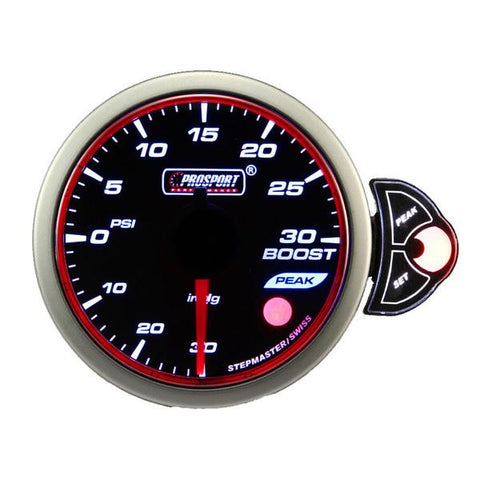 Prosport Halo Series Gauges