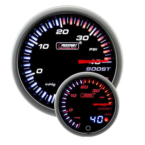 Prosport JDM Series Gauges