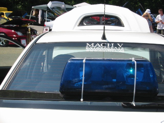 The Ultimate Police Car?
