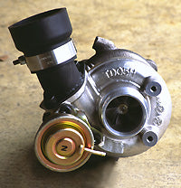 Turbo Upgrade (1995+ and AT cars)