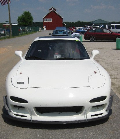 RX-7 front