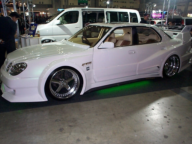 Totally Insane Lexus GS400