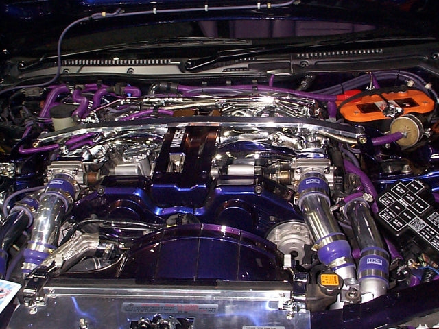 300ZX turbo - Underhood