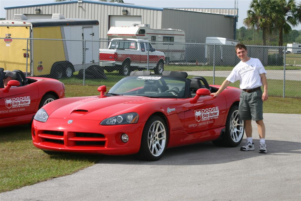 Skip Barber Driving School 11/23/04
