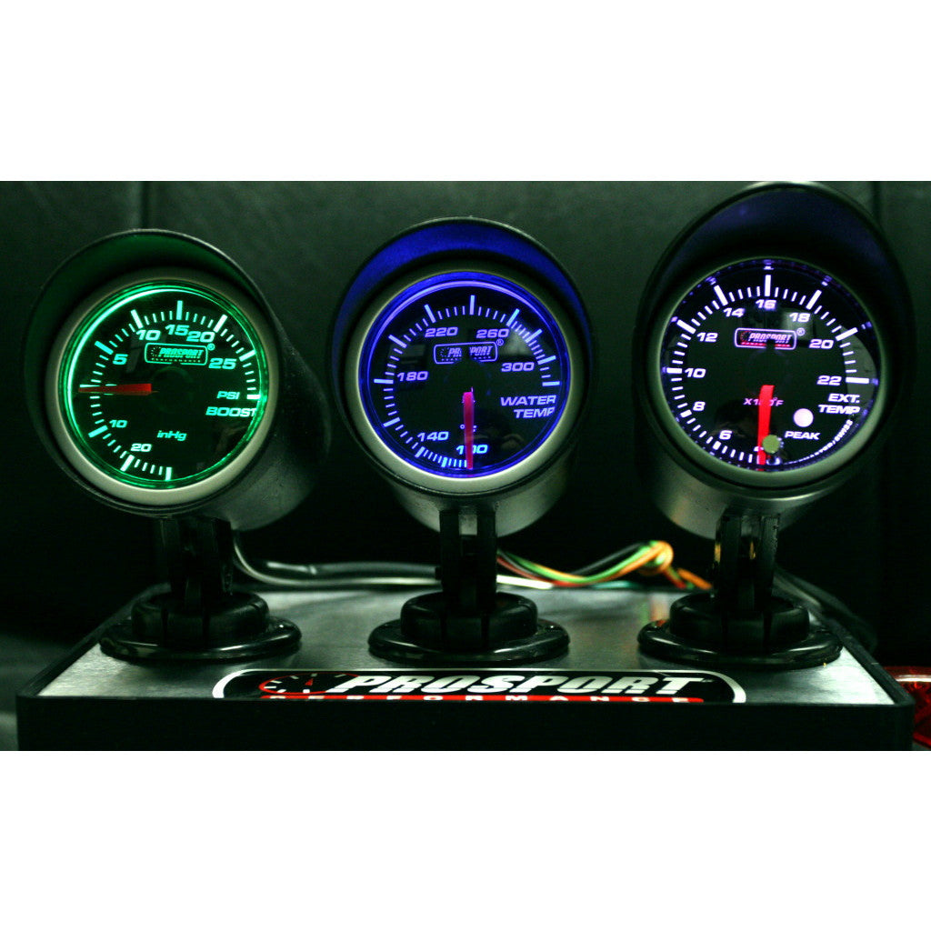 Mach v digital intercooler temperature gauge