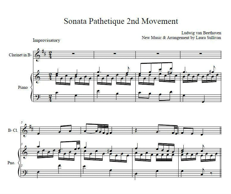 Piano ave maria sheet music piano : Sheet Music - Laura Sullivan