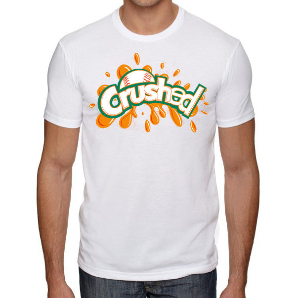 Crush City White - Warning Track Apparel