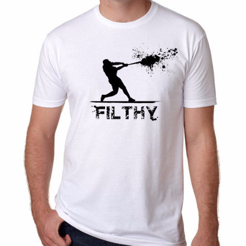 Filthy White - Warning Track Apparel