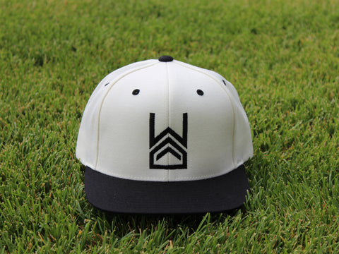 Natural Snapback - Warning Track Apparel - 1