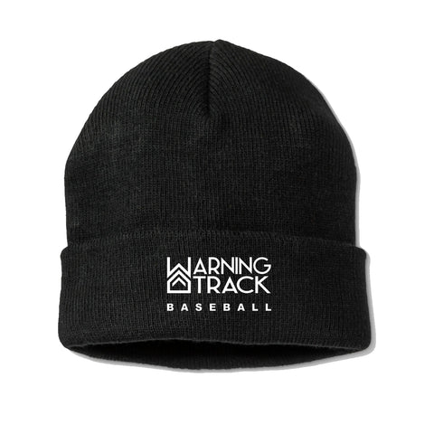 Youth Black Beanie