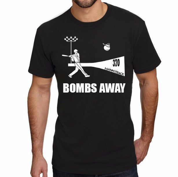 Bombs Away - Warning Track Apparel