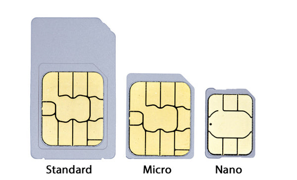Replacement SIM