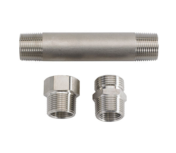 All Stainless Steel Fittings
