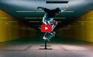 The Skateboarder With an Artificial Foot: Clement Zannini | Out of Frame