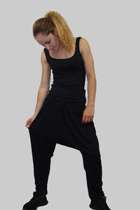 Women's Genie Pants - The Organic Tshirt