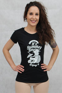It's Summer Time T-shirt Woman
