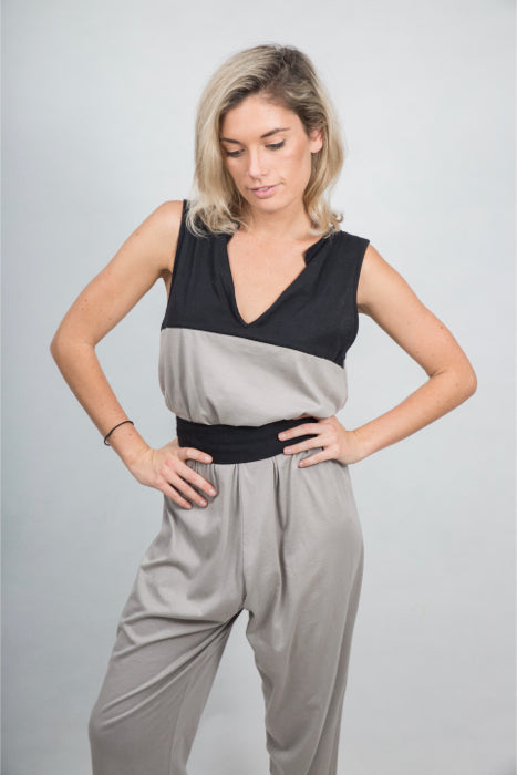 Women's Jumpsuit - The Organic Tshirt