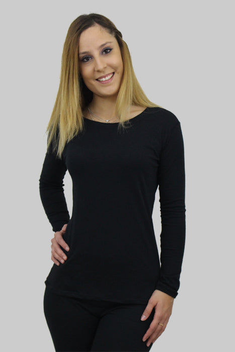 Women's Long Sleeve T-shirt - The Organic Tshirt