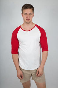 3/4 Sleeves Top - theorganictshirt