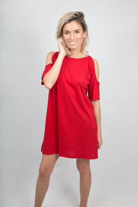 Aptus Mini Dress - theorganictshirt