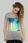 The Summer Way T-shirt Woman - theorganictshirt