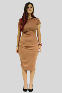 Women's Ruched Dress