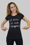 You Better T-shirt Woman - theorganictshirt