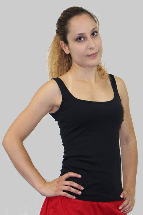 Women's Comfy Singlet - The Organic Tshirt
