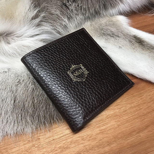 Leather Wallet - Swagger and Hide. Luxurious leather for the successful man.