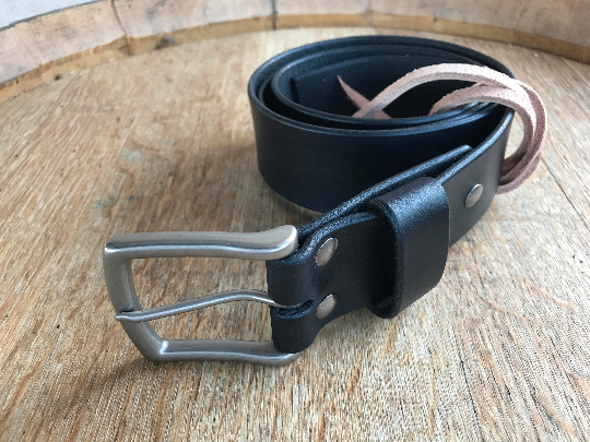 "1.75"" Extra Wide Blackthorn Belt"