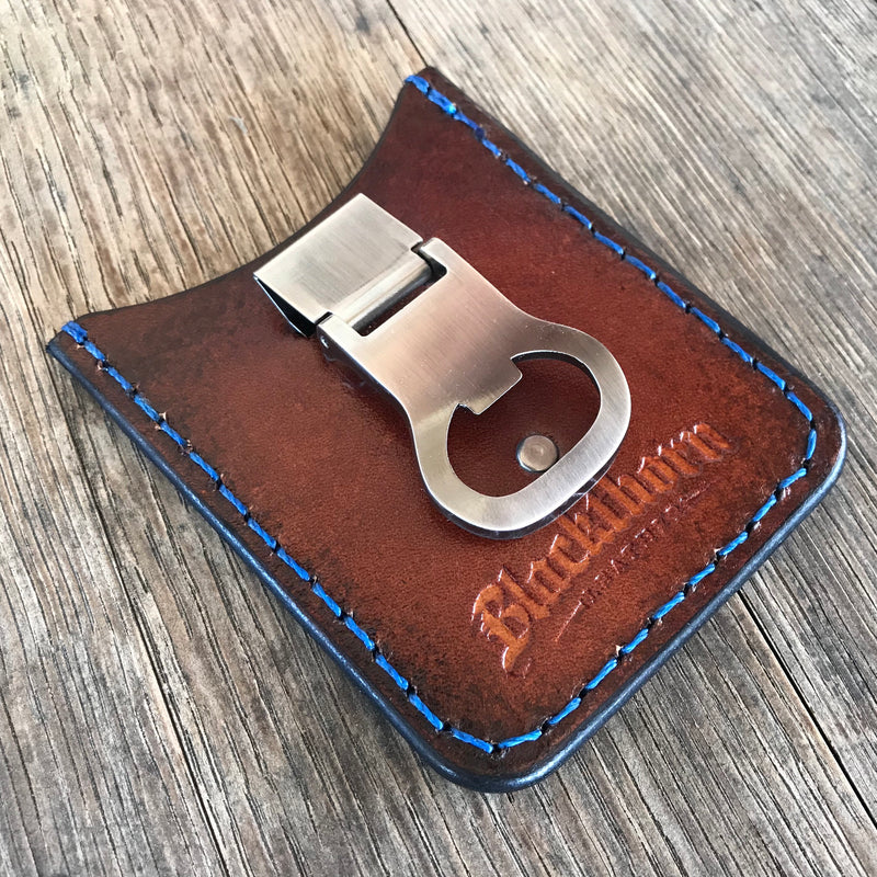 THE ROVER: Minimalist Credit Card Wallet and Money Clip