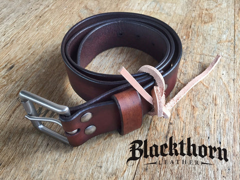 Blackthorn Belt - 1.5 Inch Wide