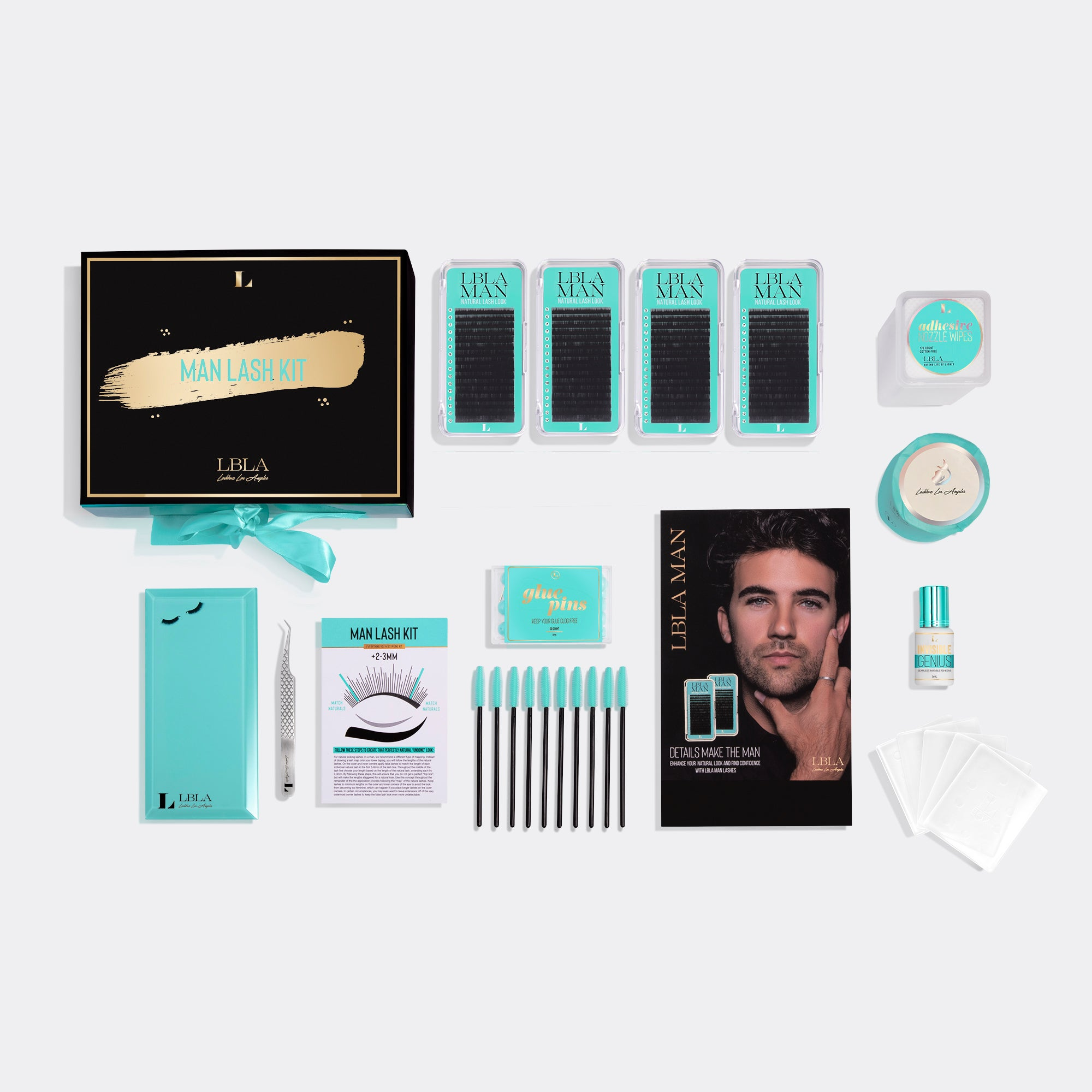 Man Lash Kit
