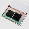 Mermaid Volume Ombre Lashes / 0.05 Mixed Tray- Green