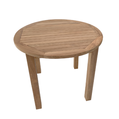 Teak Fixed Patio Tables