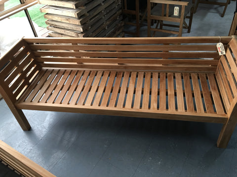 Ipanema Outdoor Bench - The Teak Place