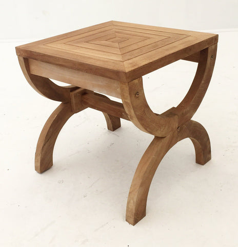 Paris Square Coffee Table - The Teak Place