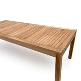 Outlet Deluxe Teak Tables (Seconds stock)
