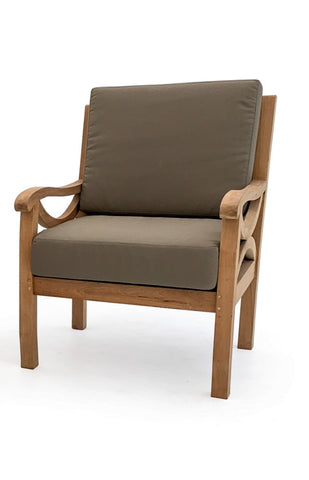 Paris Teak Club Chair