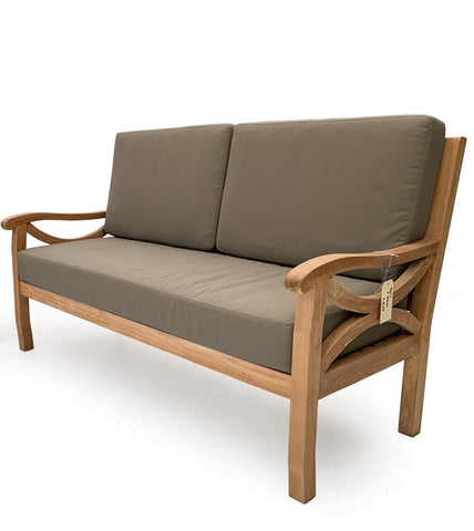 Paris Teak Love Seat