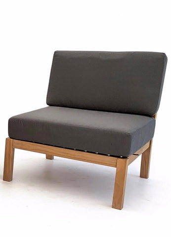 Jaka Chair - Coal
