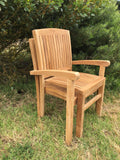 Osaka Dining Chair - The Teak Place