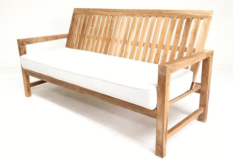 Lindy 3 Seater Sofa - THE TEAK PLACE
