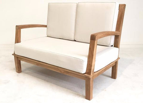 Manhattan Teak Love Seat