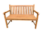Outlet Garden Bench 120cm