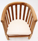 ALEX TEAK RELAXING CHAIR