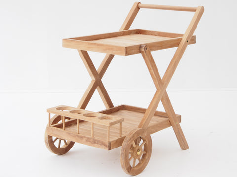 Pool Trolley - THE TEAK PLACE