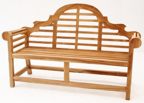 Marlboro Garden Bench - THE TEAK PLACE