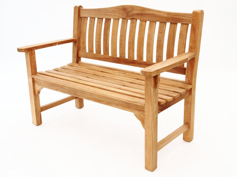 Glasgow Benches - The Teak Place